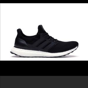 Adidas Ultra boost black sneakers 7 women's